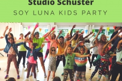 Soy Luna Party Tag