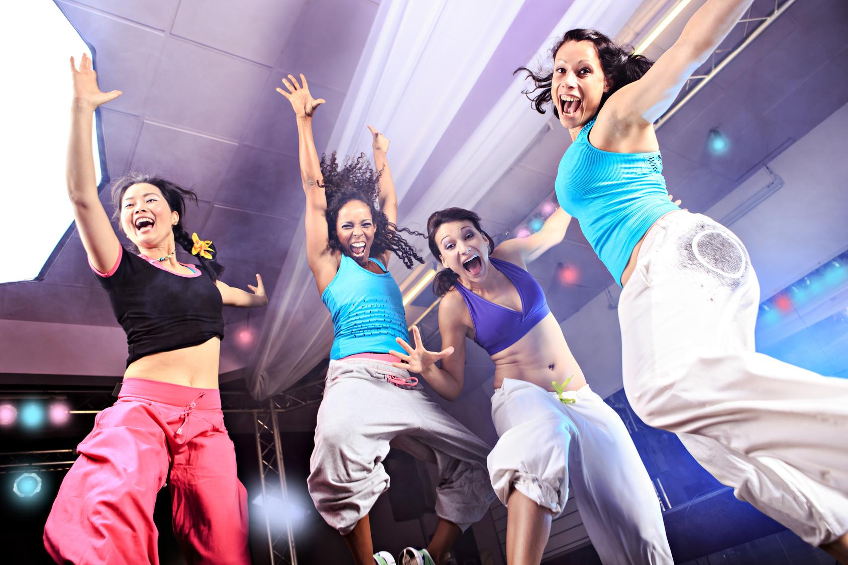 Lets Dance Frauen